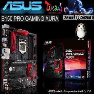 Asus B150 Pro Gaming Auro ATX..
