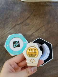 Casio Baby-G (White and Gold) SALE‼️