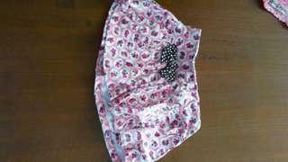 Rok bayi perempuan 6 bulanan