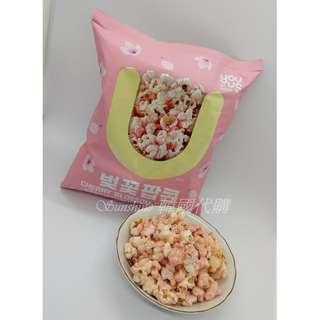 🚚 現貨 韓國 春季限定 GS25 櫻花爆米花 起司奶油爆米花