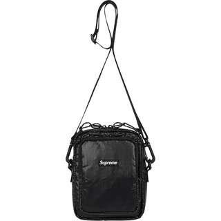 Supreme FW17 Shoulder Bag Black