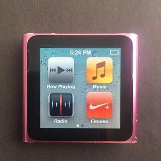 8GB iPod Nano - Pink