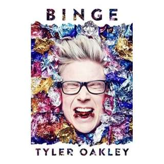 E-book English Book - Binge - Tyler Oakley