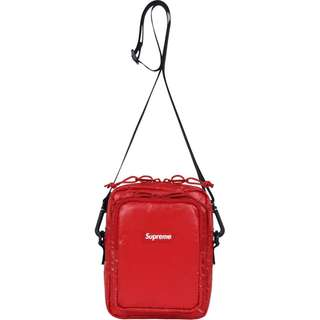 Supreme FW17 Shoulder Bag Red