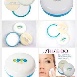 Bedak shiseido baby