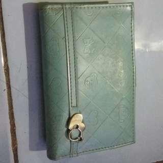 Dompet cantik biru
