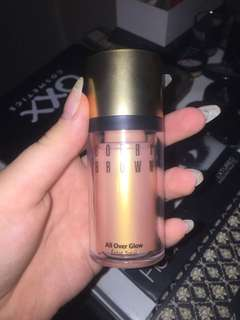 Bobbi Brown primer/Illuminator