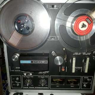 1721W Akai 4track Stereo Tape Recorder