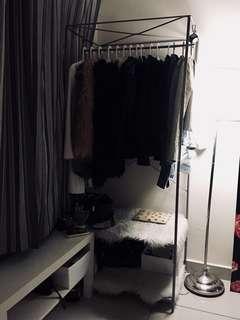 Ikea BREIM wardrobe (white)