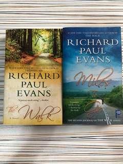Richard Paul Evans - The Walk & Miles To Go