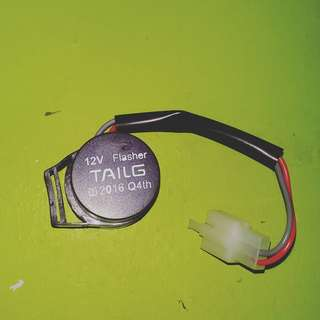 FLASHER RELAY 12 VOLTS