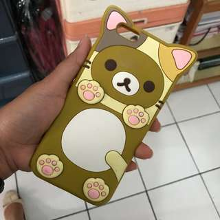 Iphone 6+ Rilakkuma Case