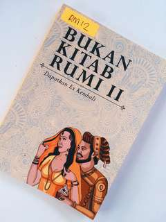 Bukan Kitab Rumi 2 : Dapatkan EX Kembali by Rumi