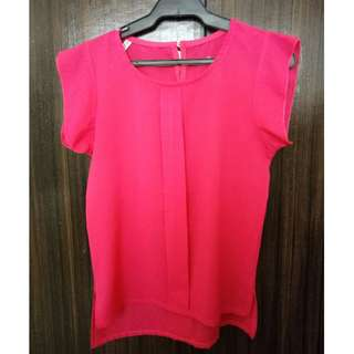 Pre-loved Simple Comfy Blouse