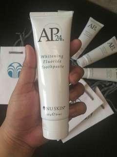 Nu Skin AP-24 Whitening Toothpaste