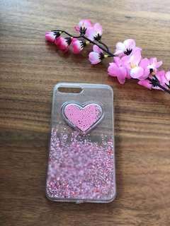 Pink Heart Case