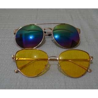 Sunglasses ORIGINAL H&M and SUNNIE'S