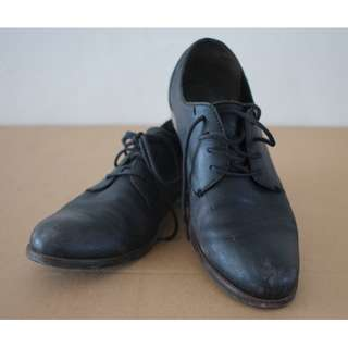 ESPRIT Black Laced Shoes