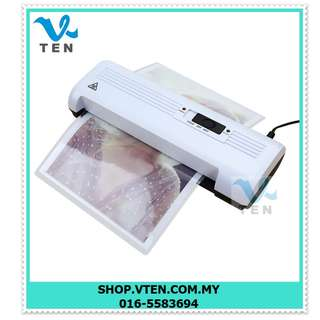 A4 Size Thermal Office Laminator Machine For Photo File Paper