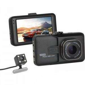 3.0LTPS HD1080P Super H20B Dual Lens Driving Recorder 120° Wide Angle Smart