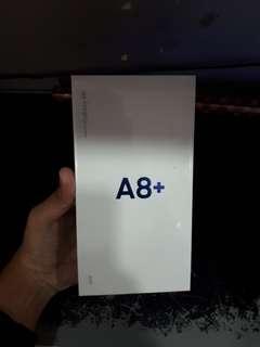 Samsung A8+ Promo Bunga 0%