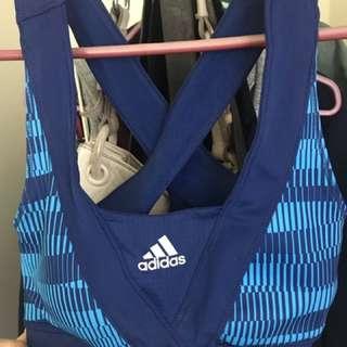 Adidas sports bra (small)