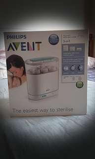 Philips Avent 3-in-1 Sterilizer 2014
