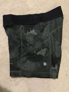 LULULEMON High Waisted Shorts