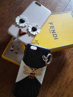 Iphone case for 6/6s/7/8 Gucci and Fendi