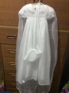 Baptismal Long Gown