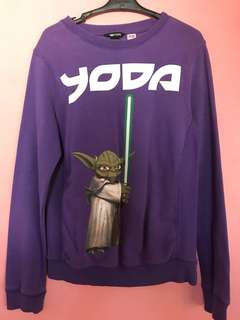 H&M Star Wars/Yoda Jacket