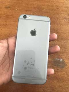 iPhone 6 Space Grey 16GB Excellent condition. Negotiable