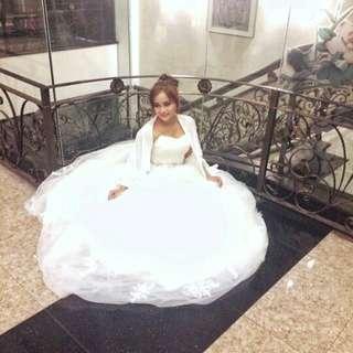 Wedding gown // Wedding dress