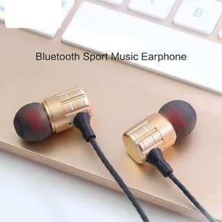 BT - 21 Wireless Smart Sports Stereo Earphones
