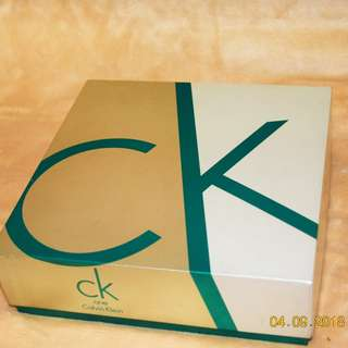 Authentic Calvin Klein One EDT 50ml Gift Set