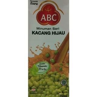 印尼綠豆飲品250ml