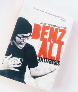 ANTITHESIS by Benz Ali