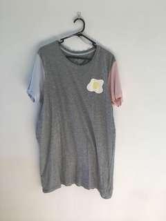 T-shirt dress nightie 👗