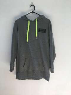 Longline hooded jumper 👚
