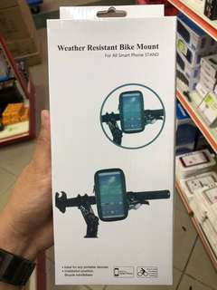 Phone Holder for motorcycle waterproof