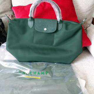 LONGCHAMP AUTHENTIC OVERRUN