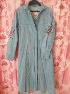 Splash Bahrain Denim Dress