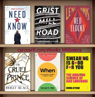 (Ebook Collection) Goodreads Best Books of the Month: January 2018