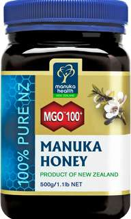 Manuka health manuka honey mgo100 500g