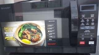Sharp Microwave 20L 800 watt