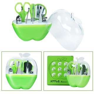 9-in-1 Nail Care Personal Manicure Travel Grooming Kit B13705