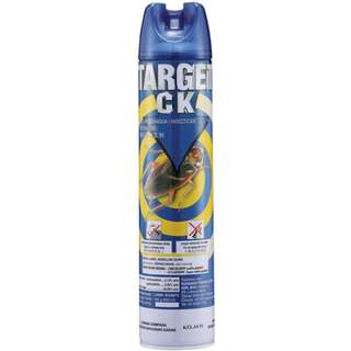 Target CK (for crawling insects)