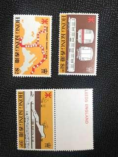 M丅R郵票