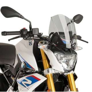Puig Windshield for BMW G310R