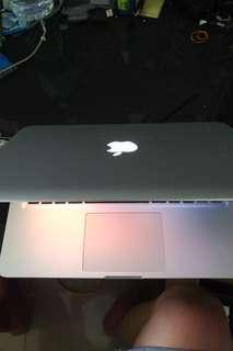 Macbook pro 2.5ghz i5 2012 4gb ram 500gb hdd